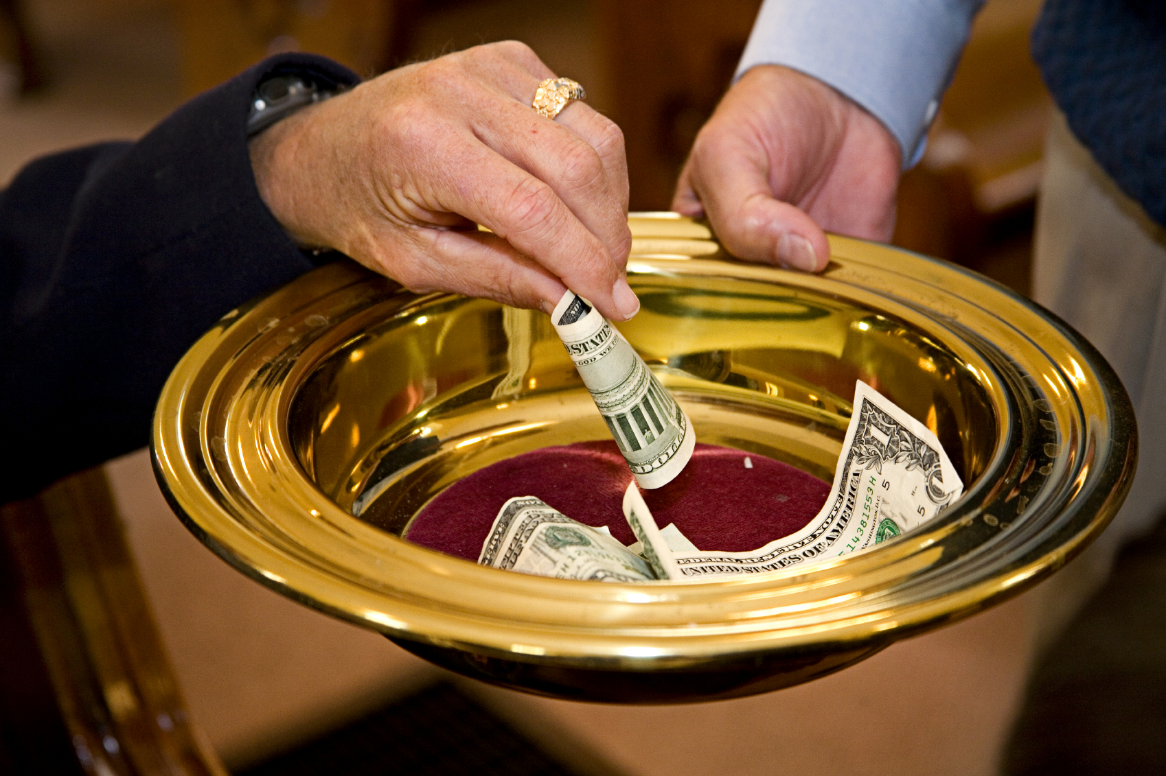 A Pastors Perspective, Tithing