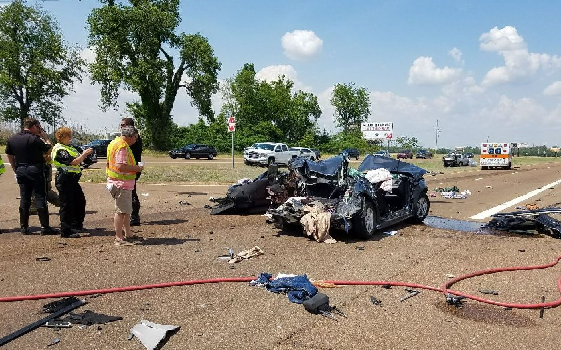 Crash Kills One And Sends Four Others To Hospital