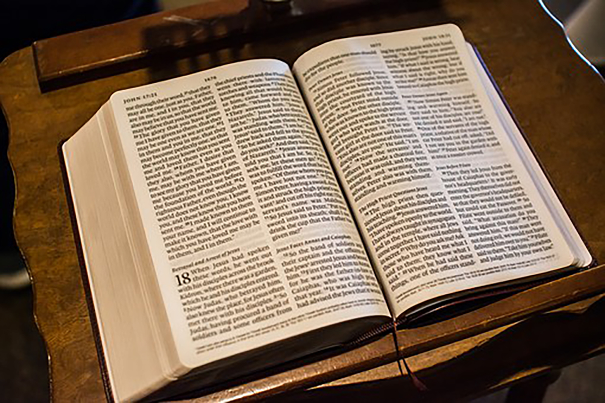 A Pastors Perspective, Bible Versions